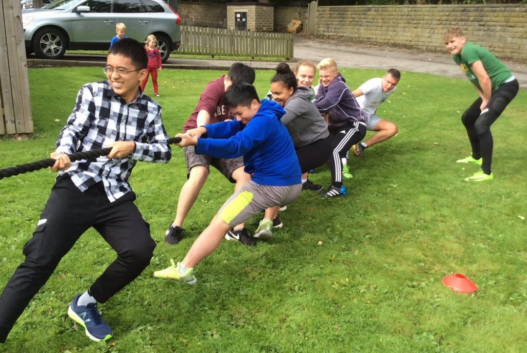 Freshers Tug of War
