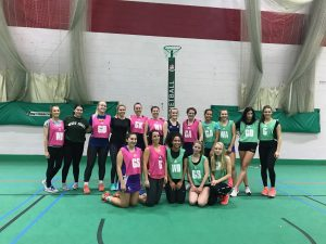 old grovians netball nov 2017